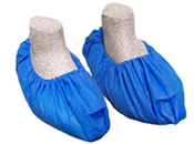 Polylatex Shoe Covers 9 mil Seamless XL